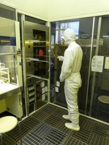 シリコン熱酸化炉搬送