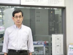 豊田工業大学 共同利用クリーンルーム ナノテクノロジープラットフォーム 支援員 梶原建さん