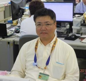 東北大学マイクロシステム融合研究開発センター辺見 政浩さん