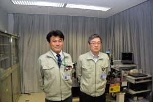 豊田中央研究所 三浦様、藤川様