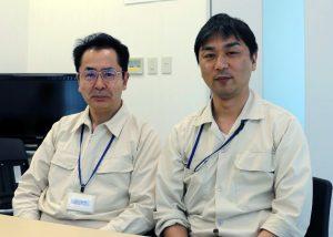 田中貴金属工業株式会社 小柏様、村井様